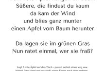 németmondókák