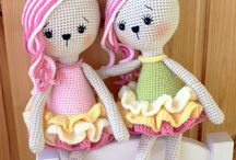Crochet Toys Patterns