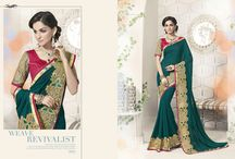 1836 Aarya Exclusive Saree Collection / For all details and other catalogues. For More Inquiry & Price Details  Drop an E-mail : sales@gunjfashion.com Contact us : +91 7567226222, Www.gunjfashion.com