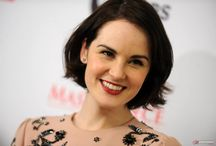 """Michelle Dockery / """"There is a quality of reserve about Michelle or, rather, about her work, of a fine diffidence, of an alluring restraint, of a kind of mystery, that seems out of our time, or perhaps it is just timeless. Grace Kelly had it, and Audrey Hepburn— that sense of promising much if you could only break down the barriers— but it is not given to many."""" / by Megan Maguire"""