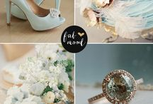 Spring style wedding / Wedding inspiration for Spring