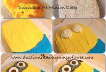 cake minion idea 2