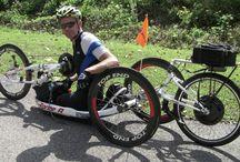 RoadRACE Power Pod / by Electric Bike Report