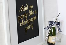 Champagne Party
