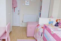 Toddler girl bedrooms diy