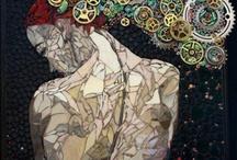 Laura Harris -Cogs and Clocks