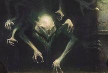 horror's monster