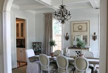 dining and kitchen ideas / by Robyn N Anderson