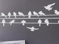 Birds & Animals Wall Decals / Animal wall decals and Bird wall decals are a great way to bring your walls to life! Add any of these bird or animal wall decals to your bedroom, playroom, living room, or den to bring the animal wildlife indoors.