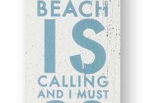 Beachy Decor