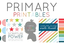 Primary / by Kelli Jackson McCown