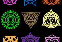 Significado dos Símbolo