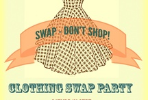 clothes swap spring 2014