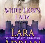 Warrior Trilogy (medieval romance novels) / by Lara Adrian