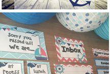 Nautical theme class