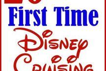 Disney Cruise's journey
