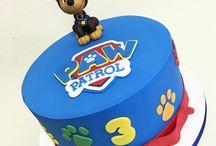 Pow Patrol Cake