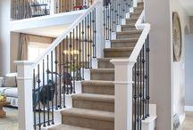 Stairs / by Stephanie Price