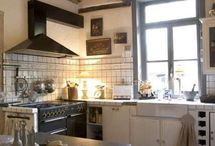 Kitchens / by Andria Moore