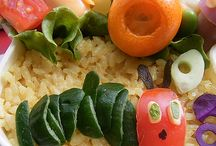 Healthy food choices for my girls / by Staci Brunton Thompson