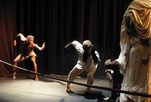 Menpe / Dantza eta Txontxongiloak Dance et marionnettes