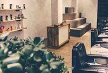Union of Ekasalongit / Union of Ekasalongit - Kérastase Hommes Lounge on miesten luksusparturipalveluihin erikoistunut konsepti --- Union of Ekasalongit is a unique barber shop, offering the modern man old school services with a contemporary twist.