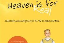 Heaven is for real by colton burpo 4yo