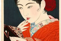 Modern japanese prints