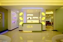 Olive - The Family Spalon / Hair | Skin | Makeup | SPA  Experience the Bliss at Olive - The Family Spalon. Hair | Skin | Make Up | SPA  Destination 3D, First Floor, Sujay Garden, Mukund Nagar, Pune - 411037