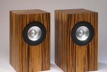 Sugden Mystro Series / High-end introductory products from Sugden. Extraordinary designs and hand-made in England.
