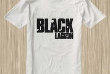 Black Lagoon Anime Tshirt