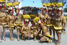 Carnaval / Carnaval over the years at Isla Mujeres, Mexico.