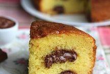 torte morbide alla nutella