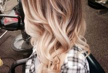 hair styles&color I'd like to do