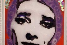 Artist / Graffiti popart paintings