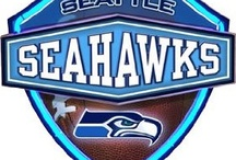 Seahawks Wall Decorations / Make every room in you house feel like it's game time. / by Seahawks Mania