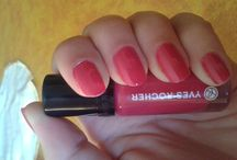Nail Lacquer Swatch