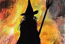 Folksy Halloween / Handmade halloween treats from the UK
