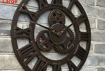 Rustic Clocks