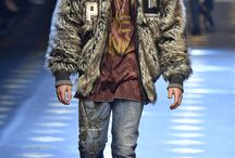 Fur Coats & Colours