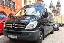 Chauffeur service Prague / Taxi - Transfers - Limousines
