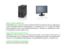 Workstation / proposte e offerte per workstation pc+monitor+stampante/multifunzione
