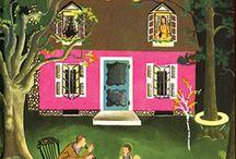Books Illustrated by Eloise Wilkin /  http://ajarndtbooks.blogspot.com/2012/04/illustrations-of-eloise-burns-wilkin.html