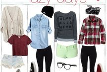 lazy days outfits