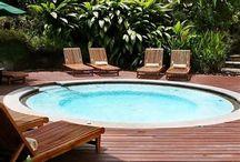 mini swimming pools