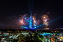 UAE National Day Fireworks