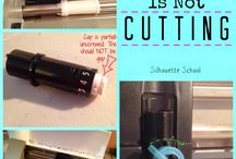 Silhouette Troubleshooting Tutorials /  Whether your Silhouette CAMEO is not cutting, the Silhouette Bluetooth won't connect or you're frustrated with Silhouette print and cut registration errors, you'll find Silhouette CAMEO tutorials here to help.