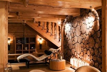 Chalet/Loft Interiors