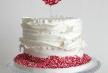 Valentín cake