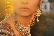 La beauty indienne